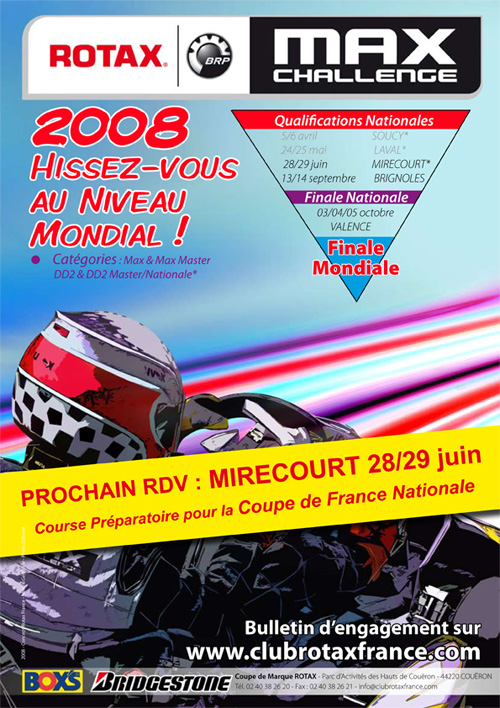 Timing challenge rotax mirecourt - Www le palet com competitions coupes bulletins d inscriptions ...